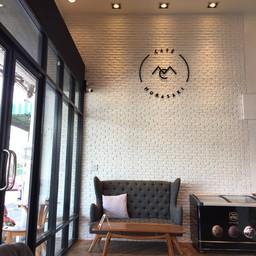 บรรยากาศ CAFE' MURASAKI