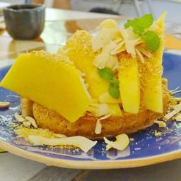 Mango Toast