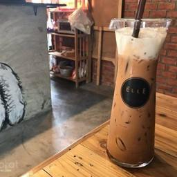 เมนูของร้าน ELLE Coffee