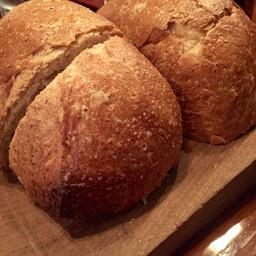 ขนมปังอบใหม่ๆ หอมมาก