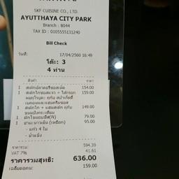 Santa Fe' Steak Ayutthaya City Park