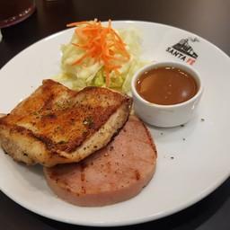เมนูของร้าน Santa Fe' Steak Ayutthaya City Park
