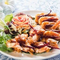 The Terrace Seafood & Restaurant สวนปู