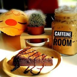 #Espresso & #Nutellabrownie