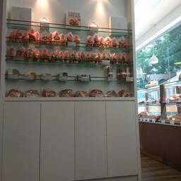 บรรยากาศ Eric Keyser Artisan Boulanger Wan Chai