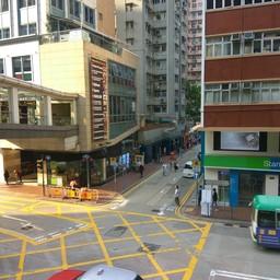หน้าร้าน Kukuruza Popcorn Wan Chai, Hong Kong