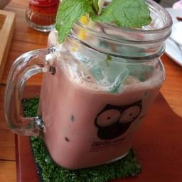 เมนูของร้าน Dezato Cafe : วาฟเฟิลฮ่องกง ลำปาง