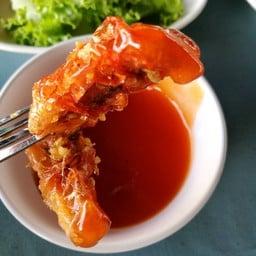ปูนิ่มทอดพริกไทย