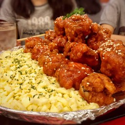 Chicken Sarang