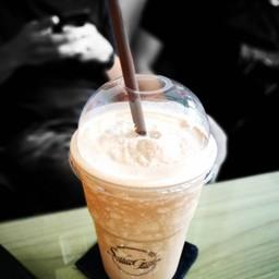 คนไม่ชอบหวานคือพอดีเลย ใครชอบหวานแนะนำบอกร้านเพิ่มหวาน กาแฟไม่ขมโดด จัดว่าโดน