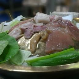 เจ้จู หมู-เนื้อ ย่างเกาหลี