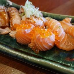 Salmon Daisugi