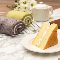 ปูกะเอ Chiffon cake ราชพฤกษ์