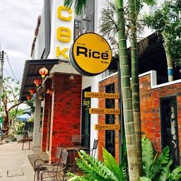 หน้าร้าน Rice Kafe