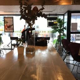 Habitu Cafe Forts Tower