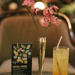 Orchid Lobby Lounge - Pullman Khon Kaen โรงแรมพูลแมน ขอนแก่น ราชา ออคิด