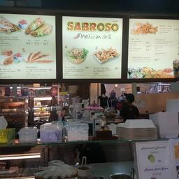 หน้าร้าน Sabroso