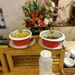 ห้องอาหารแม่ปิงรอยัล โรงแรมชากังราวริเวอร์วิว