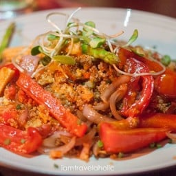 Rice & Quinoa Chaufa##1