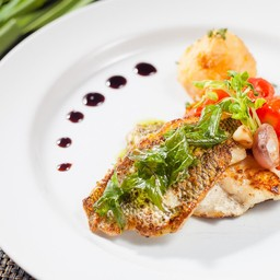 Grilled Fish Empero