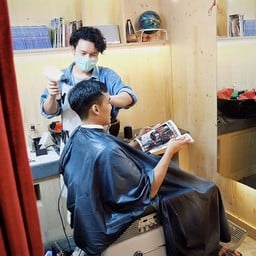 Tew's Barber Shop สยาม