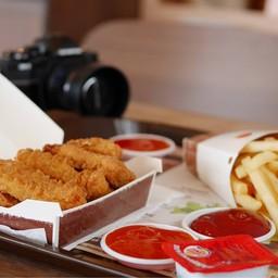 Burger King ปตท. กม. 100