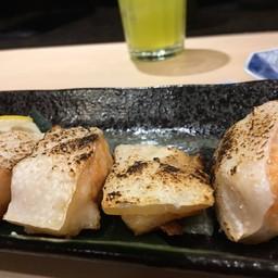 Fatty Salmon Fried