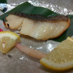 Grill Sable Fish