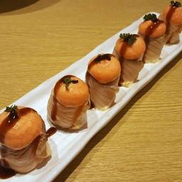Aburi Salmon Roll##1
