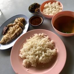 Hainanese Chicken Rice @ THB 50.00