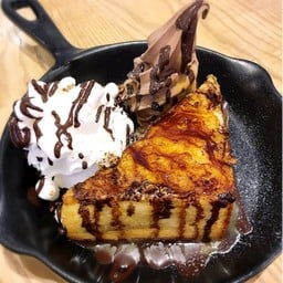 French toast chocolate