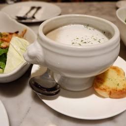 ซุปครีมเห็ดทรัฟเฟิล