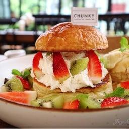 Chunky Sweetie Burger