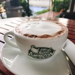 Cafe Amazon PTT กรุงเทพ-รามอินทรา กม.14