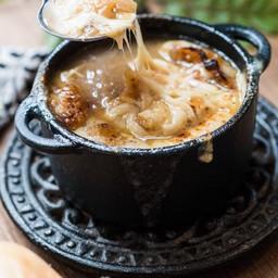 Caramelized Onion Soup