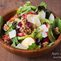 Apple Cranberry Walnut