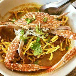 ข้าวซอยปู