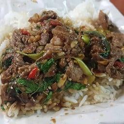 อาหารอิสลาม ข้างแม็คโครรังสิต
