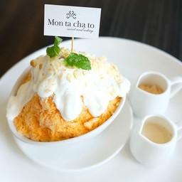 เมนูของร้าน Montachato Cafe