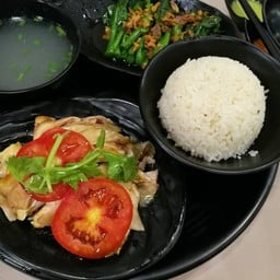 เมนูของร้าน Hokdee Singapore Chicken Rice The Street รัชดา