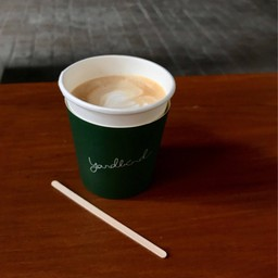 Signature hot Cappuccino