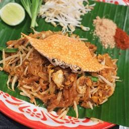 ผัดไทยปู