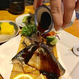 ปลาซาบะย่าง