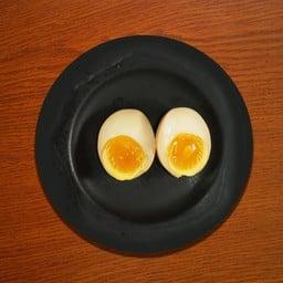 ไข่ต้มยางมะตูมปรุงรส