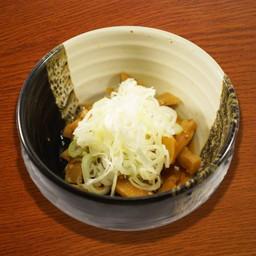 ยำหน่อไม้ญี่ปุ่น
