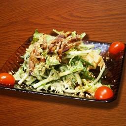สลัดผักมิซูน่า