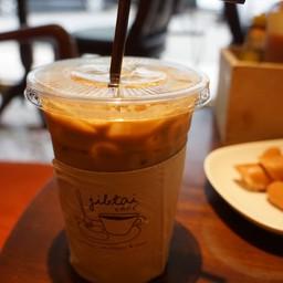กาแฟจิบไถ่เย็น