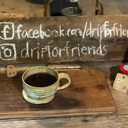 Brewing By Drip For Friends