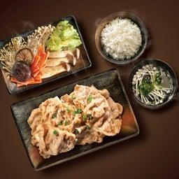 Miyazaki Japanese Teppan Dining เดอะ คริสตัล วีรันดา
