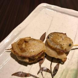 หอยเชลล์ย่าง
